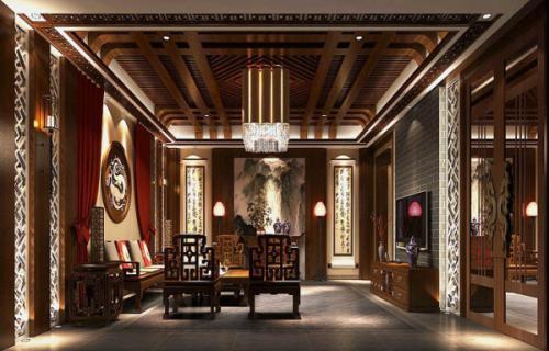 四合院别墅设计有什么特点