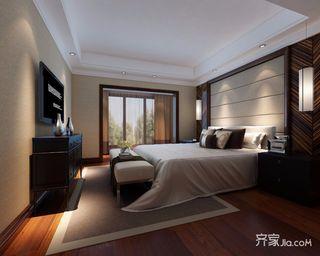 现代中式卧室每日首存送20