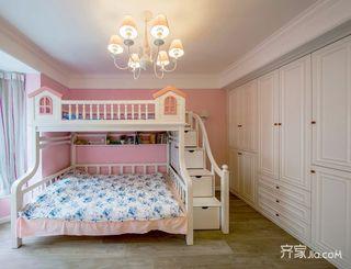 大户型复式美式儿童房装修效果图