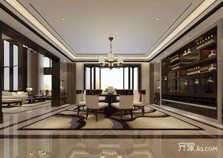 中式风格别墅餐厅每日首存送20