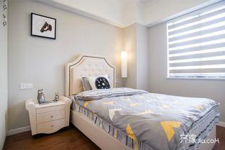 89平美式三居室儿童房装修效果图