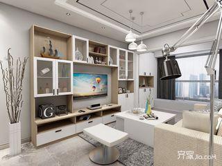 150平现代简约四居装修效果图