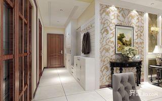 130平欧式风格三居装修效果图
