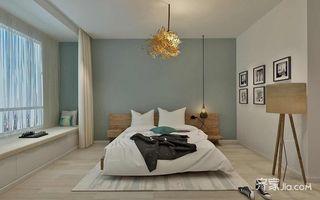 宜家风格二居室装修效果图