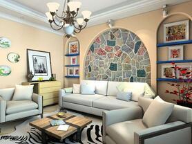 好看的墙面设计  让你的家与众不同
