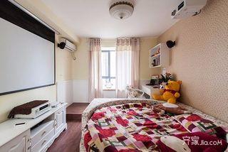 地中海風格二居室裝修設計圖