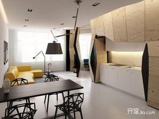 小户型百变公寓装修设计图