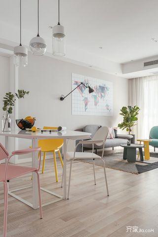 宜家风格二居装修设计效果图