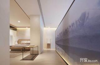 新中式风格装修走廊设计图