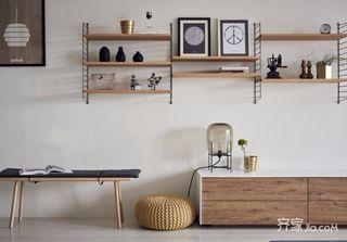 简约三居装修设计 木色空间