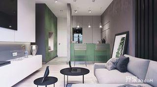 小户型北欧风公寓装修效果图