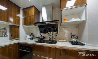 82平两居之家厨房搭配图