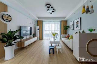 两居室北欧风格家 简约清新