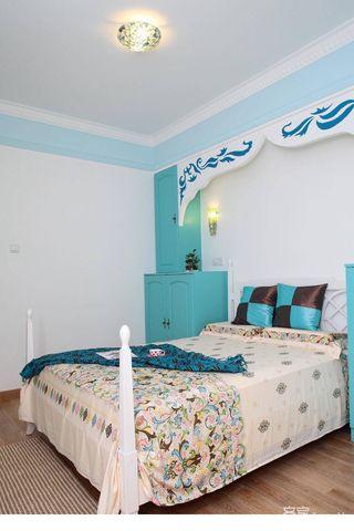 宜家二居室装修儿童房设计