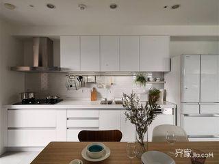 一居室小户型设计 纯白北欧风