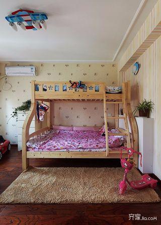 三居室美式风格装修儿童房