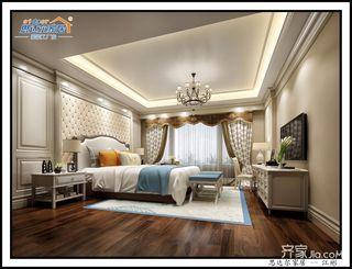 大户型欧式风格装修卧室注册送300元现金老虎机图