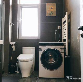 150平欧式风格装修卫生间装潢图