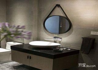 200平米简约风格装修卫生间效果图