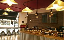 咖啡店门头设计多少钱