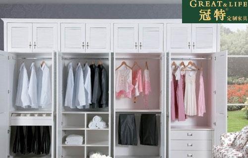 整体衣柜十大排名 2018十大知名整体衣柜品牌推荐