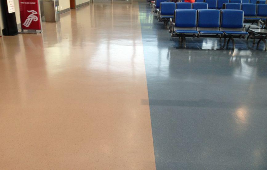 pvc地板如何做好pvc地松木家具的優缺點板護理注意事項