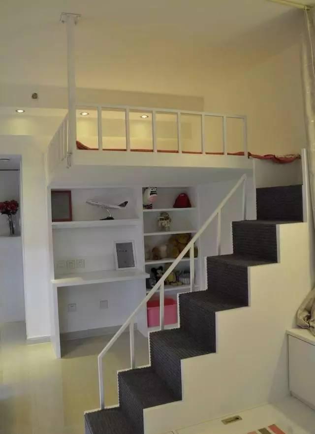 只有3米高的小公寓loft,95后女生的温馨小蜗居!