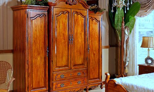 儿童家具十大品牌实木衣柜的价格是多少