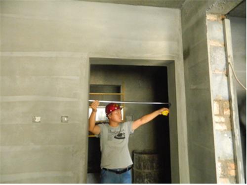 内墙抹灰计算规则  内墙抹灰施工注意事项