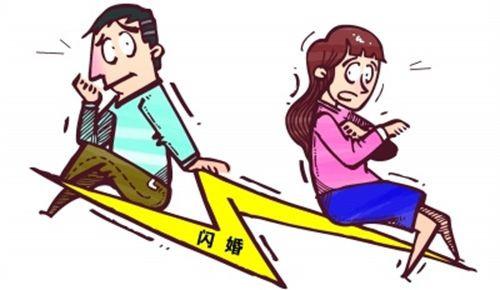 闪婚是什么意思 闪婚会幸福吗