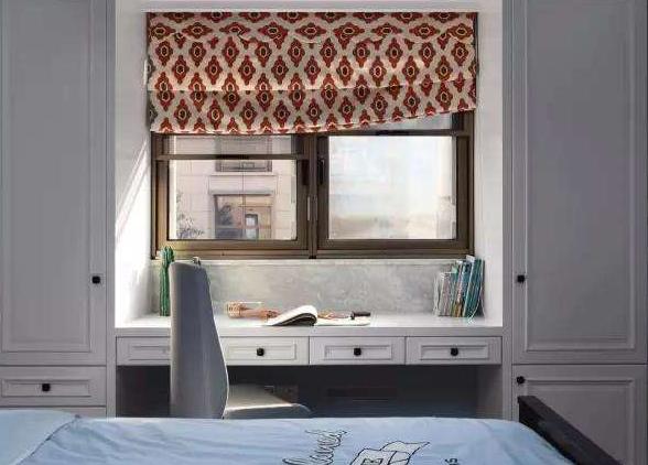 卧室小怎么摆放家具才能显得空间大?