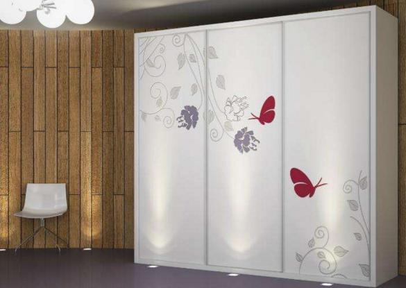 什么是吸塑衣柜门板?吸塑门和烤漆门哪个好?
