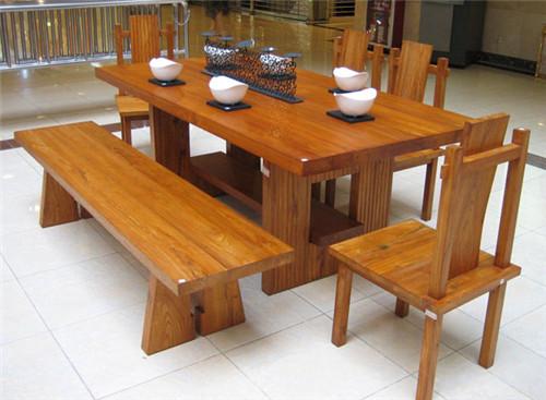 老榆整體廚房攝影木家具質量如何選用老榆木家具三項選材技術