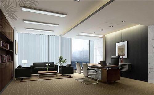 企业办公室装修有什么特点 如何设计企业办公室小产权房网村委统建