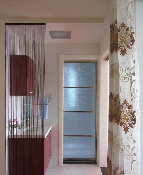 60㎡小家挤出两室两厅,柜子多就是好,入住2年了还是很整洁