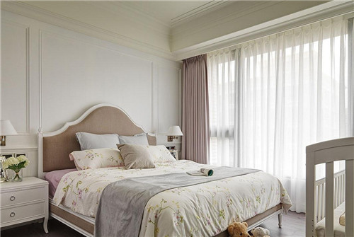 卧室窗帘的最佳颜色