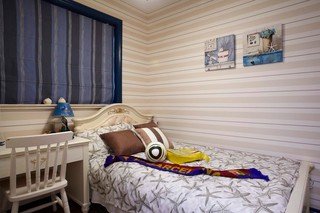 地中海风格四居室儿童房装修效果图