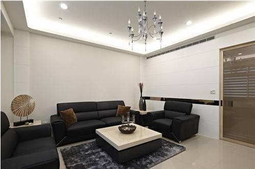 5万装修90平米效果图 打造简约时尚的小户型空间