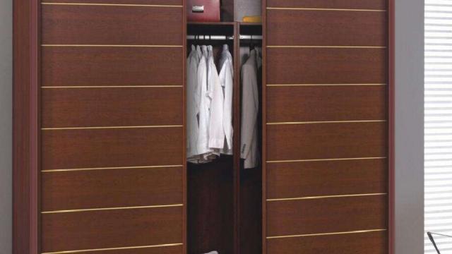 衣柜选择推拉门、推拉门、推拉门。重要的事情说三遍,怕你忘了!