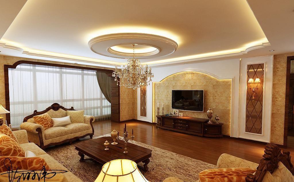 欧式装饰的特征欧式装饰效果图广州家具城鉴赏