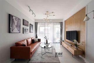 小户型北欧风格客厅装修效果图