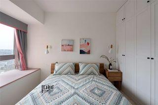 小户型北欧风格装修衣柜设计图