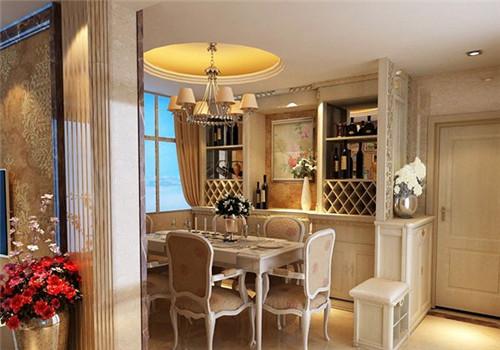 家装小酒柜如何设计