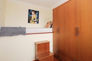 85㎡现代风格二居室装修衣柜图片