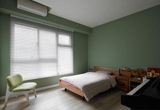 简约北欧风格三居儿童房装修效果图