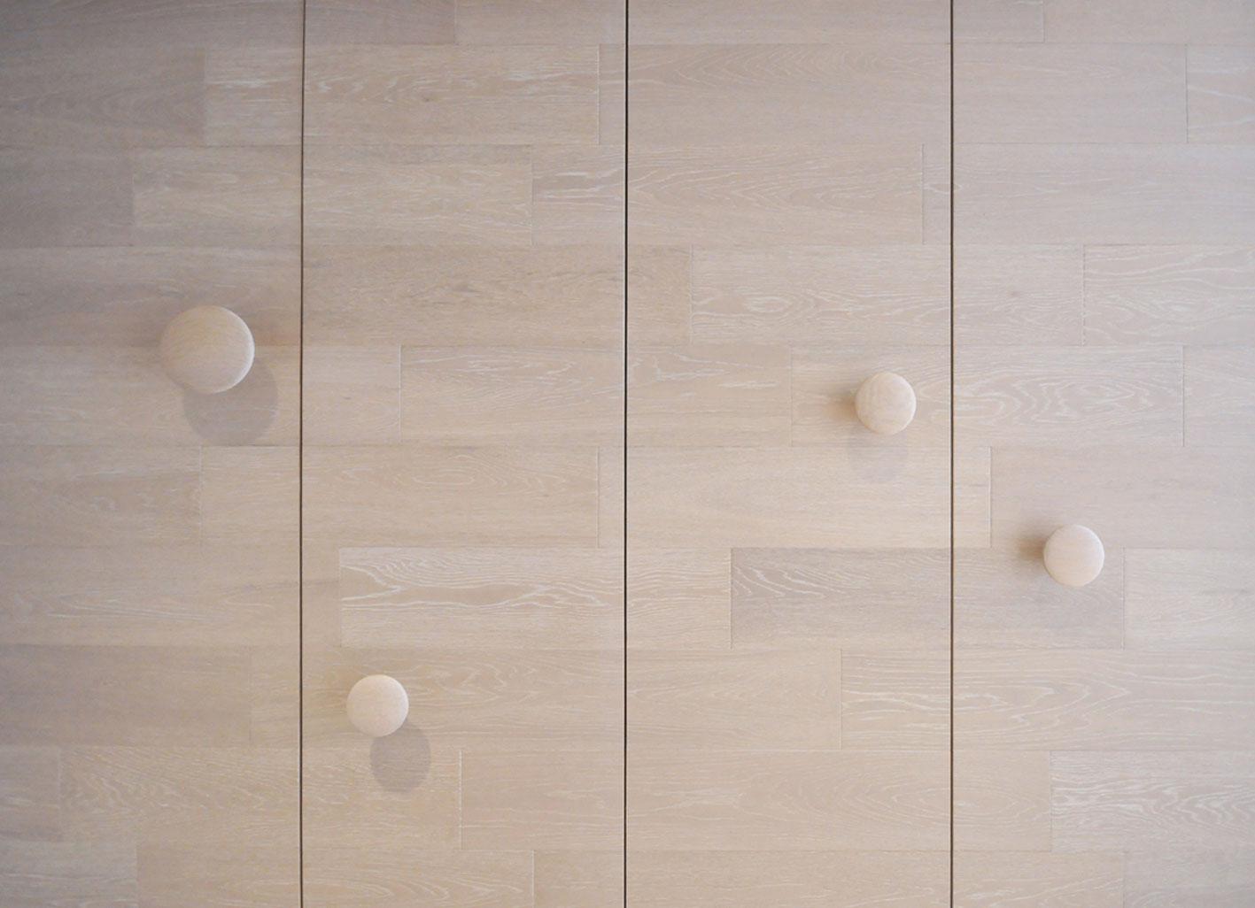 北欧简约风格一居室装修储物柜特写