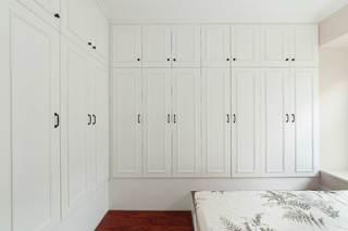 130㎡法式乡村风格装修衣柜设计图