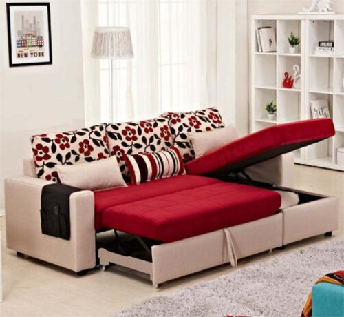 多功能沙发床如何选购 这四种方法你需要知道