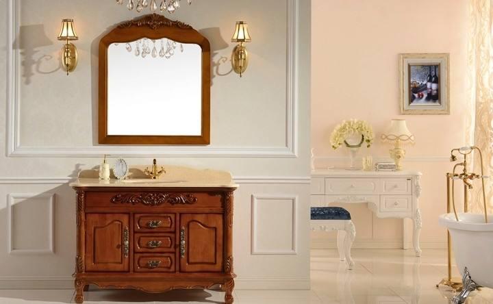 浴柜什么材質的比較好 浴柜保養的方法