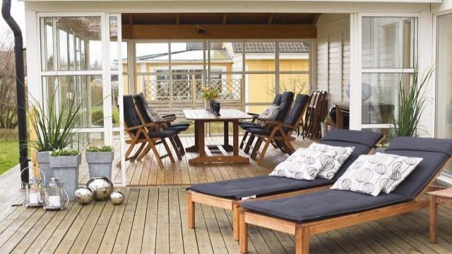 如何将露台花园变成完美休闲空间,时尚业主都这么装修